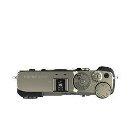 Fujifilm X-Pro3 Mirrorless Camera Body - Dura Silver Finish Thumbnail Image 6