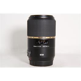 Used Tamron 90mm F2.8 VC USD Macro Canon thumbnail
