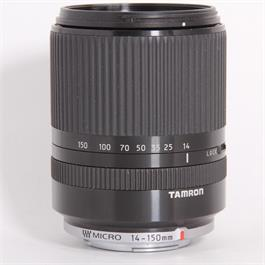 Used Tamron 14-150mm f/3.5-5.8 Di III - 4/3 Fit thumbnail