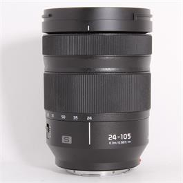 Used Panasonic 24-105mm f/4 Macro S thumbnail