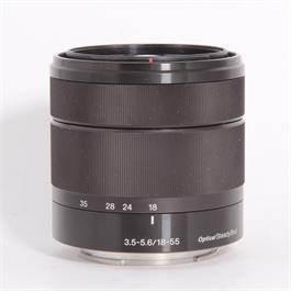 Used Sony 18-55mm F/3.5-5.6 OSS (E) thumbnail