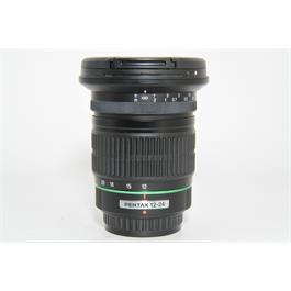 Used Pentax 12-24mm f/4ED AL DA Lens thumbnail