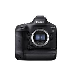 Canon EOS-1D X Mark III DSLR Body Announcement thumbnail