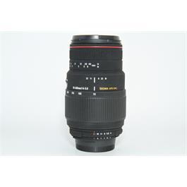 Used Sigma 70-300mm f4-5.6 APO DG Lens thumbnail