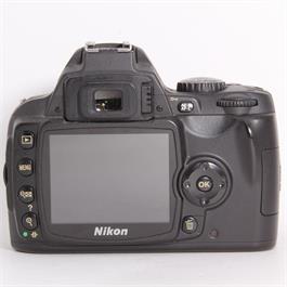 Used Nikon D40 Body Thumbnail Image 1