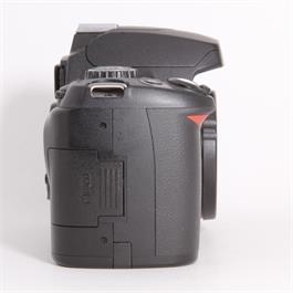 Used Nikon D40 Body Thumbnail Image 2