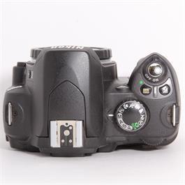 Used Nikon D40 Body Thumbnail Image 4