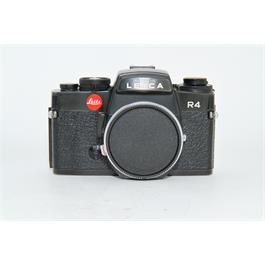 Used Leica R4 35mm Film Body Black thumbnail