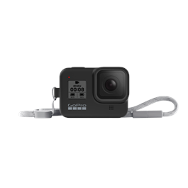 GoPro Sleeve + Lanyard (HERO8 Black) Blackout thumbnail