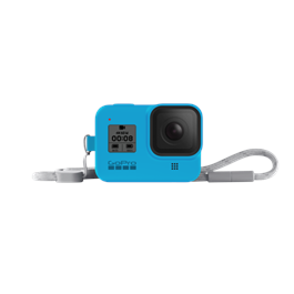 GoPro Sleeve + Lanyard (HERO8 Black) Bluebird thumbnail