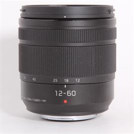 Used Panasonic 12-60mm f/3.5-5.6 thumbnail