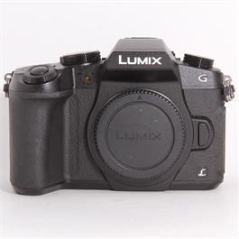Used Panasonic Lumix G80 Body thumbnail
