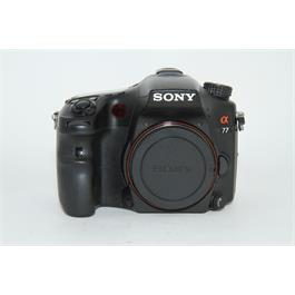 Used Sony A77 Body thumbnail