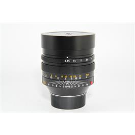 Used Leica Noctilux- M 50mm f/0.95 Lens thumbnail