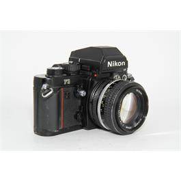 Used Nikon F3 35mm with 50mm 1.4 thumbnail