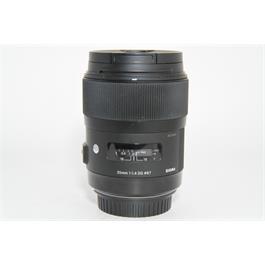 Used Sigma 35mm f/1.4 DG HSM ART Lens thumbnail