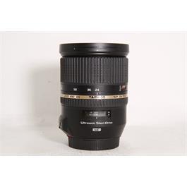 Used Tamron 24-70mm F2.8 Di VC USD Canon thumbnail