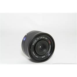 Used Sony FE 35mm f/2.8 ZA Lens Thumbnail Image 1