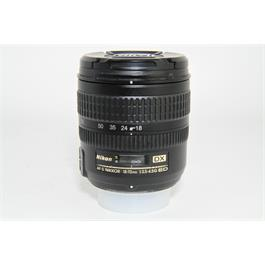 Used Nikon 18-50mm f/3.5-5.6G ED Lens thumbnail