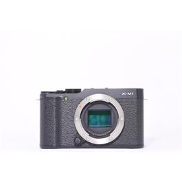 Used Fujifilm X-M1 body thumbnail