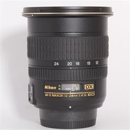 Used Nikon 12-24mm f/4G ED DX thumbnail