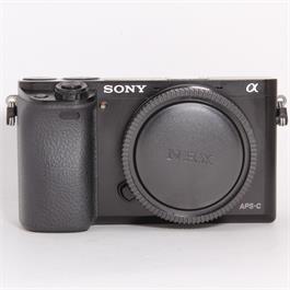 Used Sony A6000 Body thumbnail