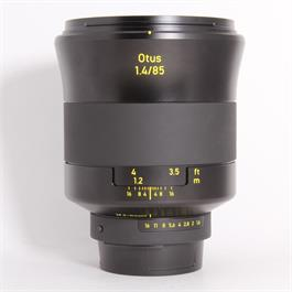 Used Zeiss Otus 85mm f/1.4 - Nikon mount thumbnail