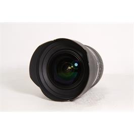 Used Sigma 12-24mm F4.5-5.6 II Sony A Thumbnail Image 1
