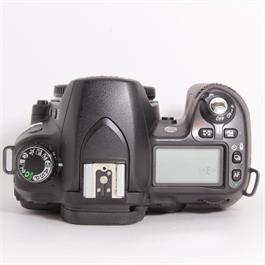 Used Nikon D80 Body Thumbnail Image 4