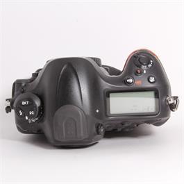 Used Nikon D4s Body Thumbnail Image 4