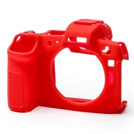 Easy Cover Silicone Skin for EOS R Red thumbnail