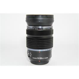 Used Olympus 12-100mm f/4 IS Pro Lens thumbnail