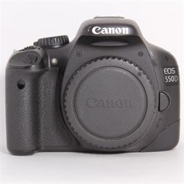 Used Canon 550D Body thumbnail