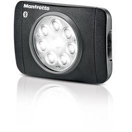 Manfrotto Vlogging kit Gorillpoad 3k rig with Lumimuse 8 LED light Thumbnail Image 1