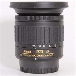 Used Nikon 10-20mm f/4.5-5.6G VR thumbnail