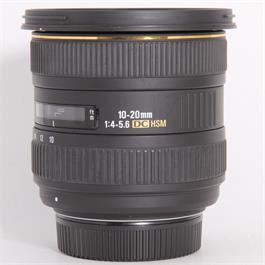 Used Sigma 10-20mm f/4-5.6 EX - Nikon thumbnail
