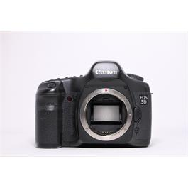 Used Canon EOS 5D body only thumbnail