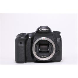 Used Canon EOS 70D Body Only thumbnail