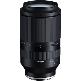 Tamron 70-180mm f/2.8 Di III VXD - Sony Fit Lens thumbnail