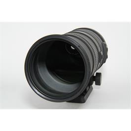 Used Sigma 150-500mm f5-6.3 DG HSM OS thumbnail