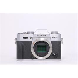 Fujifilm Used Fuji X-T10 body thumbnail