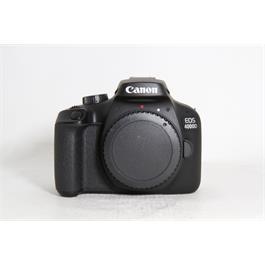 Used Canon EOS 4000D Body thumbnail