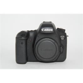 Used Canon 6D Body thumbnail