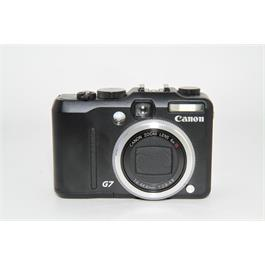 Canon G7 Compact Camera thumbnail