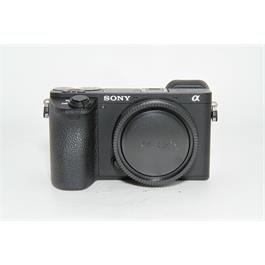 Used Sony A6500 Body Black thumbnail