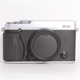 Used Fujifilm X-E1 Body thumbnail