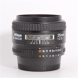 Used Nikon 35mm f/2D thumbnail
