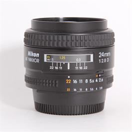 Used Nikon 24mm f/2.8D thumbnail