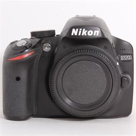 Used Nikon D3200 Body Thumbnail Image 0