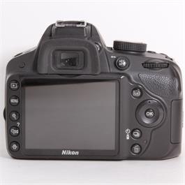 Used Nikon D3200 Body Thumbnail Image 1